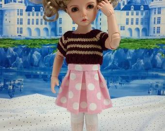 Skirts for BJD Yosd 1/6  or similar size doll