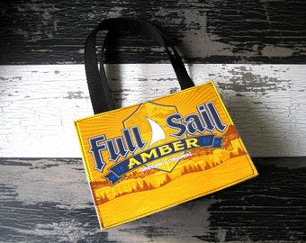 Full Sail Amber Beer Purse
