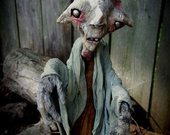 Zombie Elf