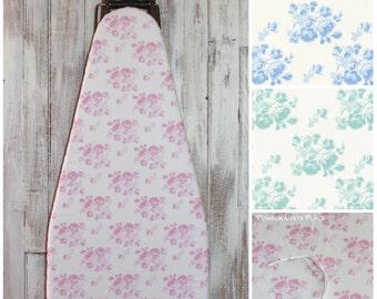 ironing board cover sadieu0027s roses ironing board cover available in 3 colors