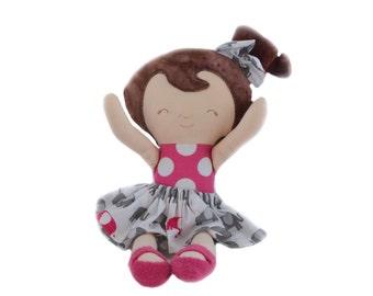 Baby Doll Plush Toy