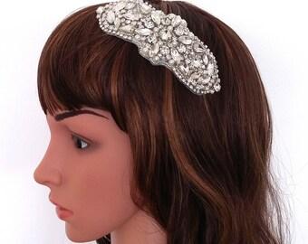 wedding Headband, Bridal headband ,  Bridal Headpiece, Pearl Wedding Headband