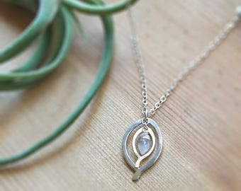 Mixed Metal Layer Necklace