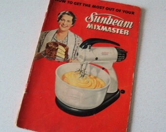sunbeam mixmaster model 11 manual
