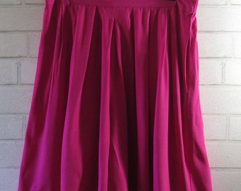 MILESTONE SALE 40% OFF with Coupon, 90s Bright Pink Gaucho Shorts, Medium, Large, Free Shipping