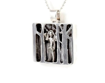 Unusual Nature Jewelry For Women, Nature Inspired Jewelry For Women, Sterling Nature Jewelry, Robin Wade Jewelry, Twig Loves Nature,  2238