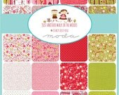 Just Another Walk in the Woods Charm Pack by Stacy Iest Hsu for Moda Fabrics