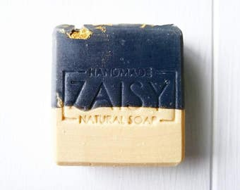Charcoal Energy Soap, Fragrance Oil, Pretty Soap, Artisan Made, Spa Soap, Handmade, Skin Loving, Pampering,Relaxation Gifts, You deserve it