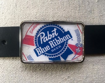 PBR Belt Buckle