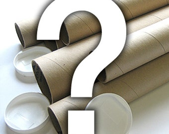 MYSTERY TUBE!!! 3 Screen Printed Posters and/or Art Prints