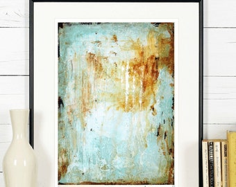Painting 11x8  original  painting textured abstract painting wall art by Jolina Anthony