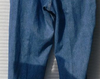 lee blue jeans  pants size 18 womens med