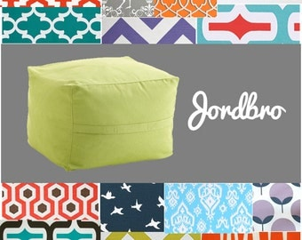 IKEA JORDBRO BEANBAG Slipcover, Multiple Prints