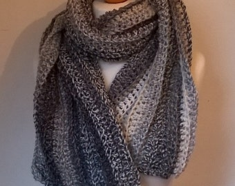 Chunky Crochet Scarf - Made to Order