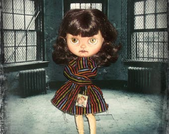 Blythe ~Asylum Inspired with  Pintucking~ By KarynRuby