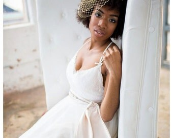 Bridal Belt ~Vintage rhinestone, boho wedding, bridal headband, wedding headband, rhinestone bridal headband, bridal headpiece