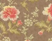 Autumn Lily in Wooden Trellis by Blackbird Designs for Moda - One Yard - 2740 17