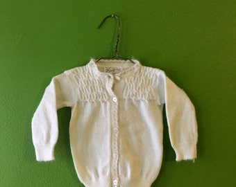 Vintage Baby Knit Sweater