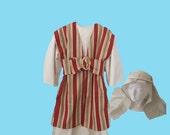 Boy's Shepherd gown a...