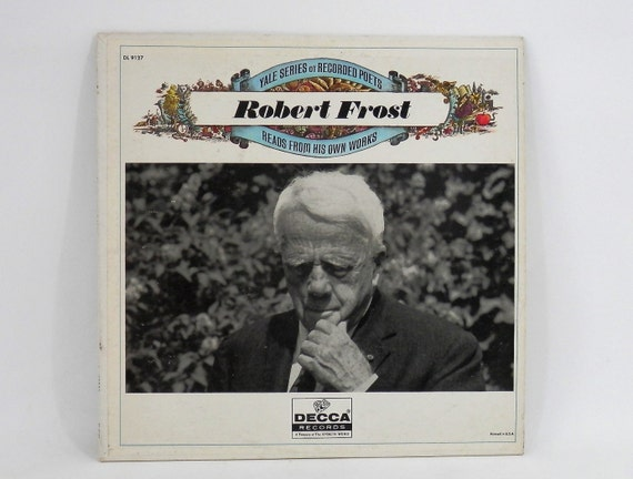 robert frost s never again would birds song same Robert frost was one of the most popular poets of his day and an important cause of his  'never again would birds song be the same.