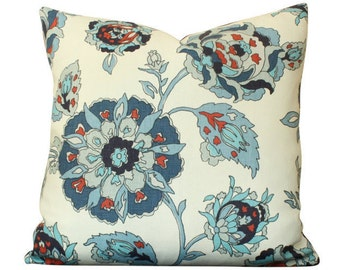 Diane Von Furstenberg Iznik Oasis Pillow Cover