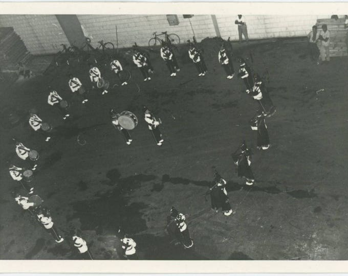 Vintage Snapshot Photo: Pipers, 1969 (75574)