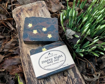 Starry Night Soap - Unisex Musk Scent