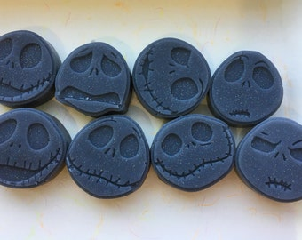 16 qty - JACK SKELLINGTON, Nightmare Before Christmas, SOAP Party Favor