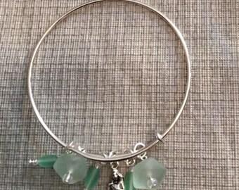 Mermaids Tears bangle bracelet