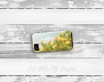 Ocean iPhone 6s Case - iPhone 6s Plus Cover - iPhone 5s Case - Yellow Flower Beach - Beach iPhone 5C Case - iPhone 5 Case - iPhone 6 Case