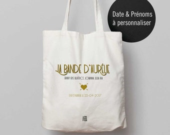 Custom bag Tote bag WHERE, Tote, bag, shopping bag, cotton, cotton bag for Bachelor bachelorette party, WHERE