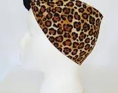 Leopard Print Retro Heads...