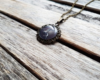 House Baratheon of Storm's End Crest - Game of Thrones Jewelry - House Baratheon Necklace - Baratheon Stag - Baratheon Jewelry - GoT jewelry