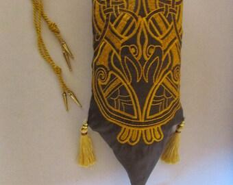 Celtic Bird Bag