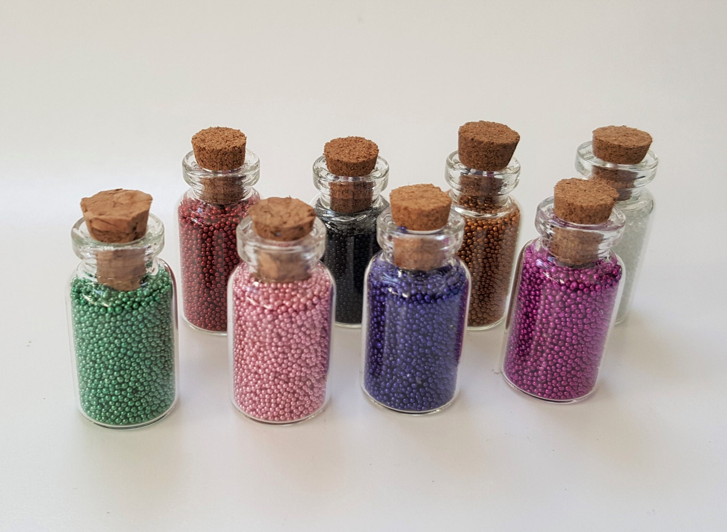 Micro beads for crafting -  5 09 Shipping