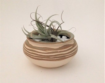 Hand Crafted Ceramic Planter