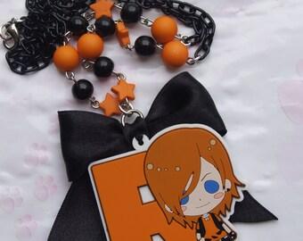 Necklace necklace Jinguji Ren Uta No. Prince-Sama