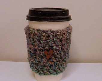 Coffee Cup Sleeve Take Out Coffee Cup Sleeve Cozy Coffee Cup Cozy Take Out Cup Sleeve Blue Coffee Cup Sleeve Cozy