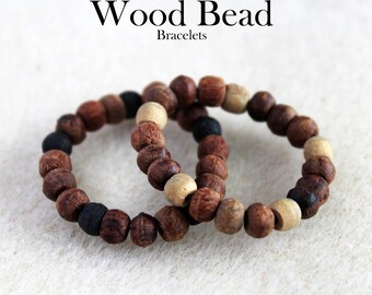 Wood Bracelets for SD BJD