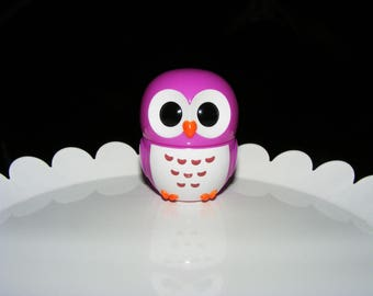 Purple Owl Lip Gloss
