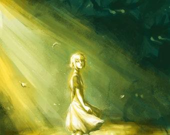 SALE Print: Yorda
