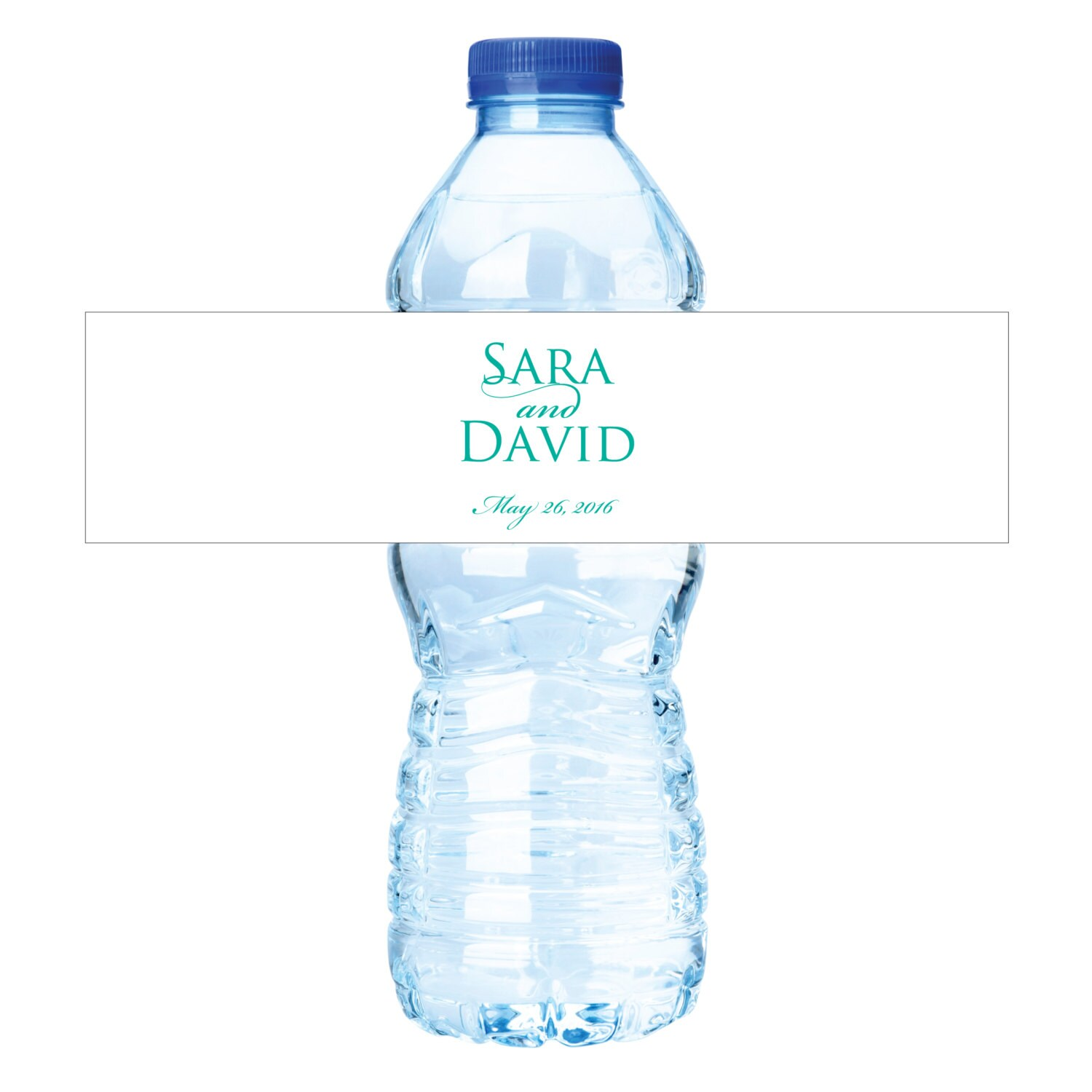 Personalized Sports Bottle Labels: Personalized Wedding Water Bottle Labels Waterproof Labels
