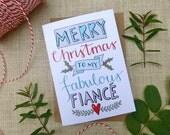 Merry Christmas Fiance - ...