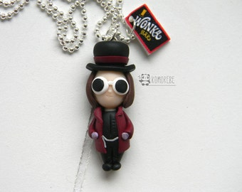 Willy Wonka, Chocolate Factory, chocolate factory, necklace, Necklace