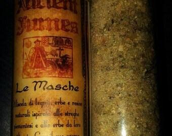 Herbal blends Le Masche incense blend mugwort (smhain. november)