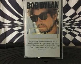 Bob Dylan cassette tape