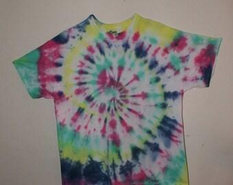Tie Dye T-Shirt 1