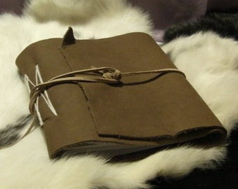 Made to Order 4x6 Blank Leather Journal