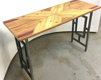 Fence Console Table