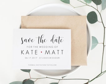 Save the Date Printable. Printable Save the Date. Save the Dates. Save the Date Cards. Save the Date Digital File. Rustic Save the Date.
